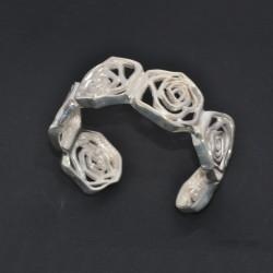 Pulsera de plata BRA1523