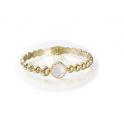 Pulsera baño oro de la colección original de joyas de la serie de TV VELVET para PlataScarlata