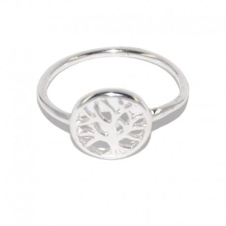 mejor servicio 3cddc 3bd17 Comprar anillos de plata de la colección de joyas de plata The Essentials  de venta en la joyería online PlataScarlata Tallas de anillos 12