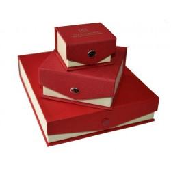 Collar de plata 925 con baño de oro rosa PSR52026