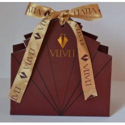 Pulsera Rodio y caucho de la colección de joyas de la serie de TV Velvet para PlataScarlata